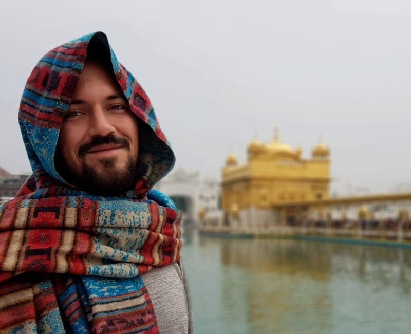 Indien Goldener Tempel