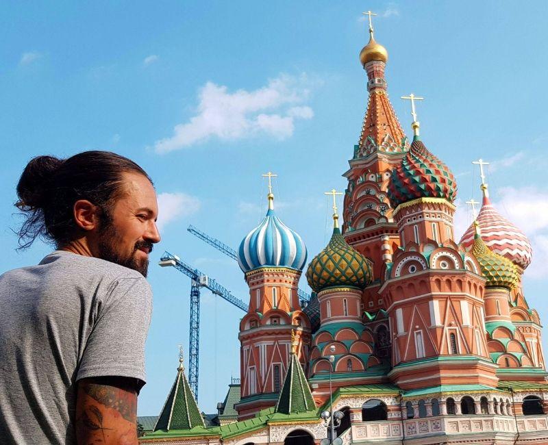 Moskau Kremel