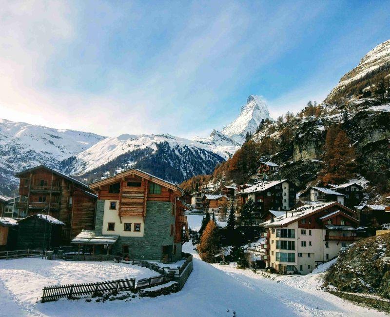Matterhorn Schweiz