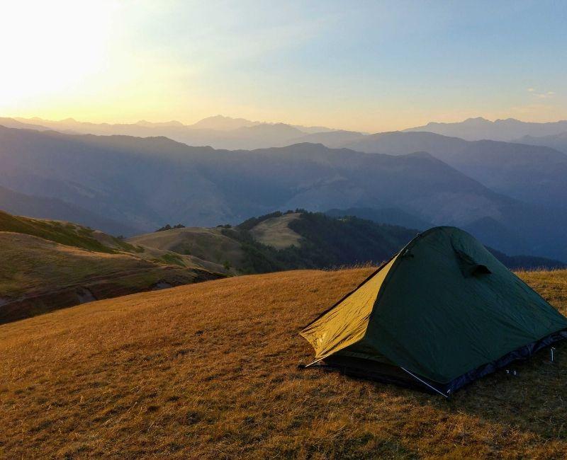 Georgien Berge