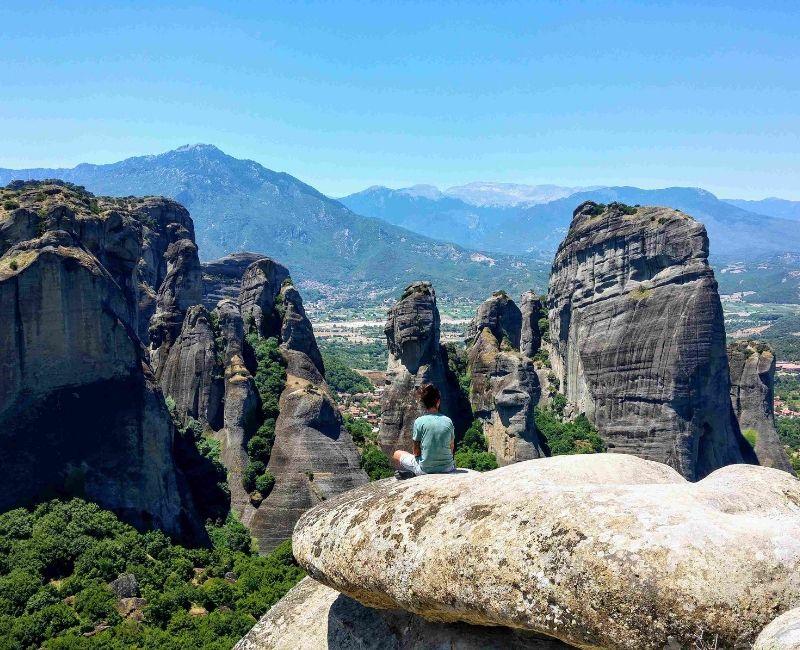 Meteora Griechenland