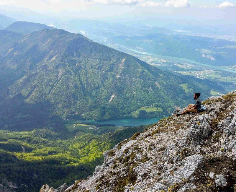 Österreich Berge