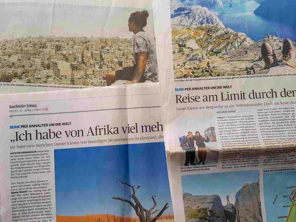 Daniel Dakuna Saarbrücker Zeitung
