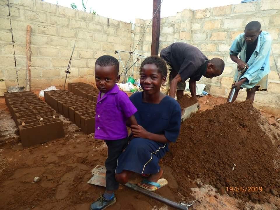 Soziale Projekte in Sambia Daniel Dakuna