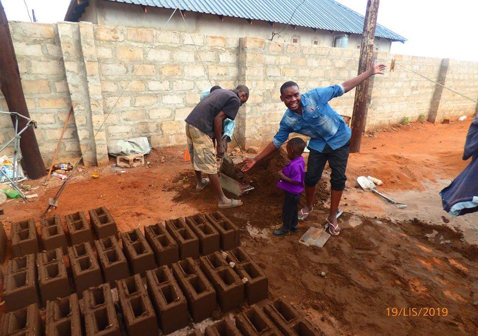 Daniel Dakuna soziale Projekte