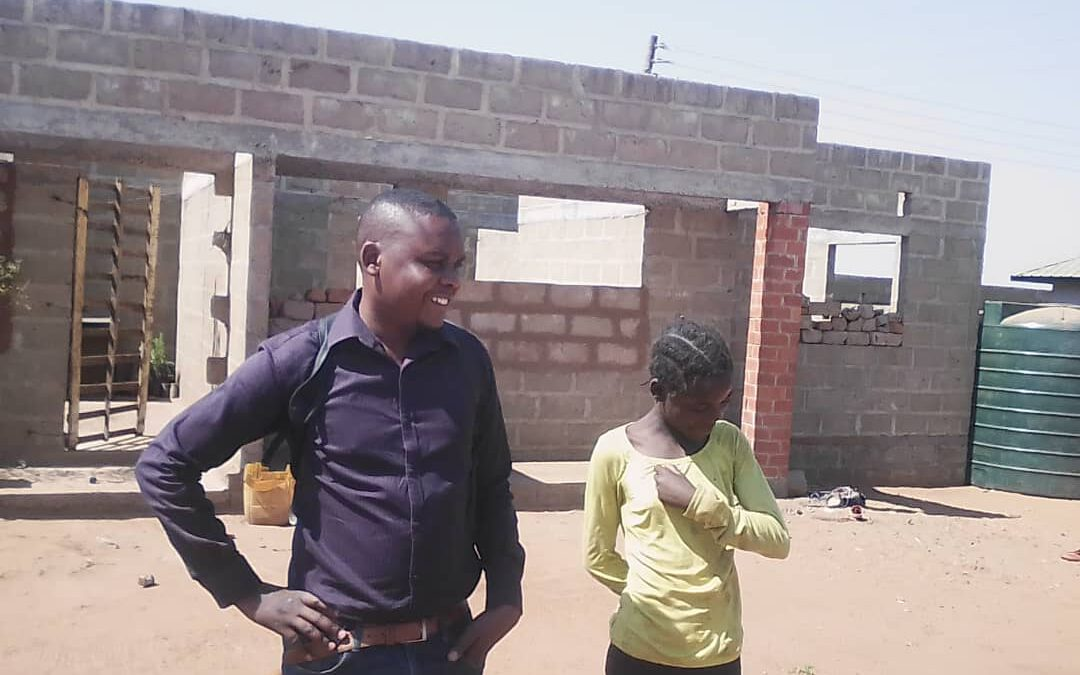 Daniel Dakuna Projekt Schule Sambia