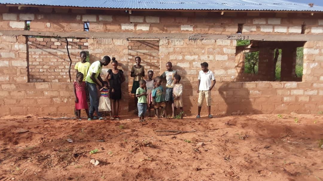 Daniel Dakuna Projekt in Sambia